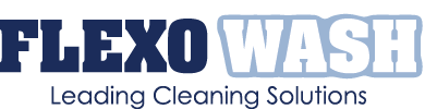 Flexo wash logo